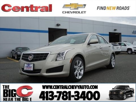 Pre-Owned 2013 Cadillac ATS 2.0T AWD