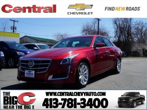 Pre-Owned 2014 Cadillac CTS 2.0T AWD