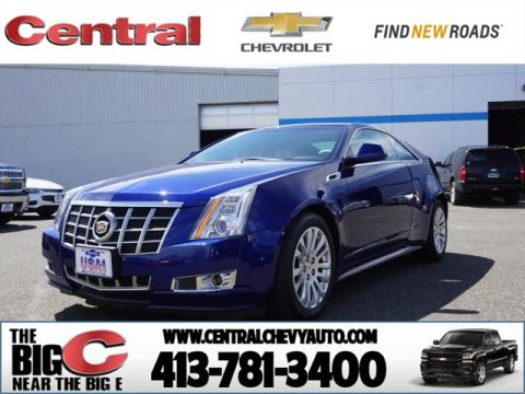 Pre-Owned 2012 Cadillac CTS 3.6L Performance RWD 3.6L Performance 2dr Coupe