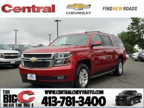 Pre-Owned 2015 Chevrolet Suburban LT 1500 4WD