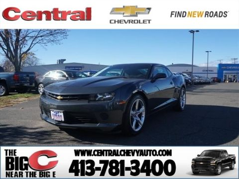 Pre-Owned 2014 Chevrolet Camaro LS RWD LS 2dr Coupe w/2LS
