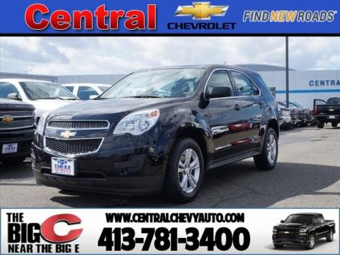 Pre-Owned 2013 Chevrolet Equinox LS FWD LS 4dr SUV